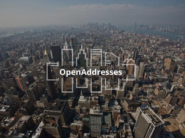 OpenAddresses